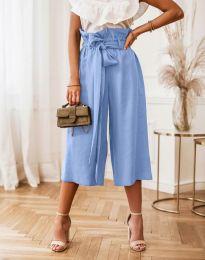 Nohavice - kód 2136 - svetlo modrá
