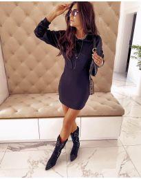 Šaty - kód 177 - čierná