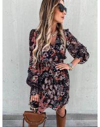 Šaty - kód 7712 - 2 - viacfarebné