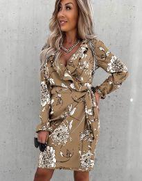 Šaty - kód 2937 - viacfarebné