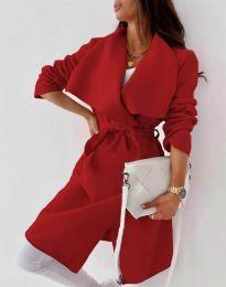 Kabát - kód 0960 - červená