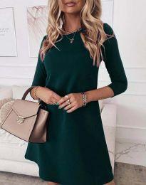 Šaty - kód 8201 - zelená
