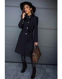 Kabát - kód 396 - čierná