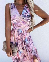 Šaty - kód 4801 - 6 - květinové