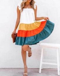 Šaty - kód 4825 - 1 - farebná