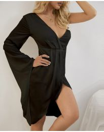 Šaty - kód 4790 - čierná