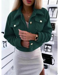 Kabát - kód 9495 - zelená