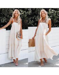Šaty - kód 551 - biela