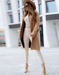 Kabát - kód 2749 - cappuccino