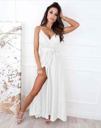 Šaty - kód 2651 - biela