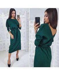 Šaty - kód 974 - zelená