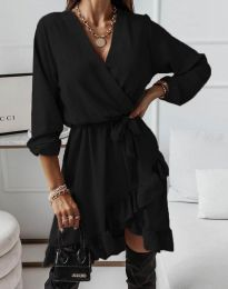 Šaty - kód 5371 - čierná
