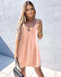Šaty - kód 4189 - ružová