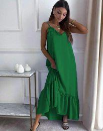 Šaty - kód 4671 - zelená
