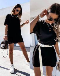 Šaty - kód 8809 - čierná