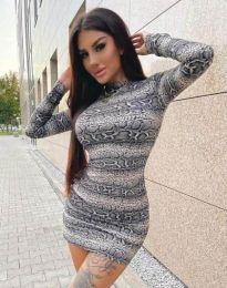 Šaty - kód 2452 - farebná