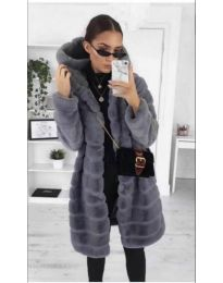 Kabát - kód 279 - šedá