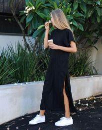 Šaty - kód 0324 - 1 - čierná