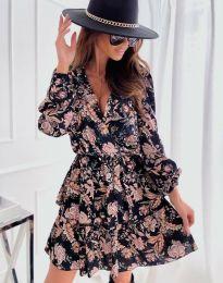 Šaty - kód 1649 - květinové