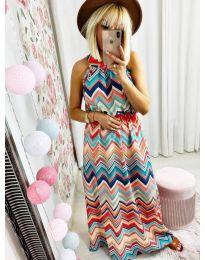 Šaty - kód 9859 - farebná