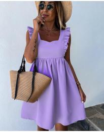 Šaty - kód 818 - fialová
