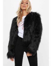 Kabát - kód 4767 - čierná