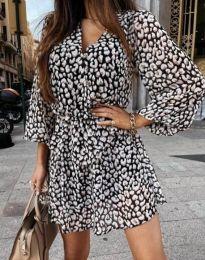 Šaty - kód 4589 - 1 - viacfarebné