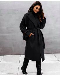 Kabát - kód 410 - čierná