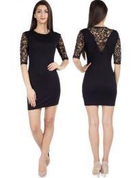 Šaty - kód 789 - čierná