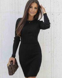 Šaty - kód 0891 - čierná