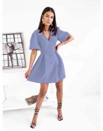 Šaty - kód 0807 Svetlo fialová