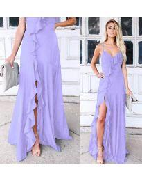 Šaty - kód 4488 - fialová