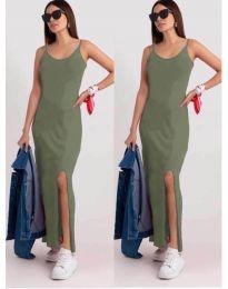 Šaty - kód 3000 - světle zelená