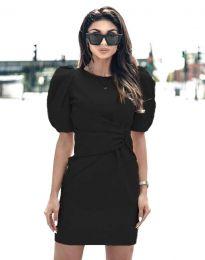 Šaty - kód 9438 - čierná