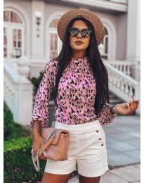 Košeľa - kód 892 - ružová