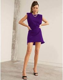 Šaty - kód 625 - fialová