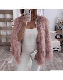 Kabát - kód 4767 - ružová