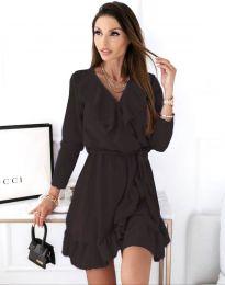 Šaty - kód 0578 - 1 - čierná