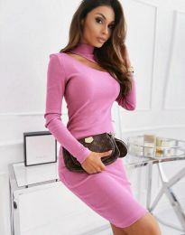 Šaty - kód 11441 - ružová