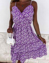 Šaty - kód 3265 - viacfarebné