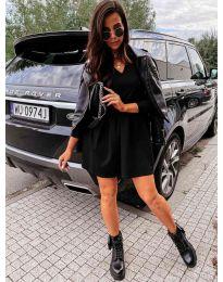 Šaty - kód 0060 - čierná