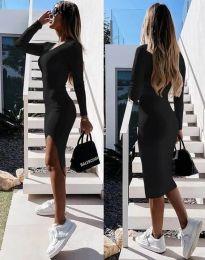 Šaty - kód 8291 - čierná