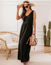 Šaty - kód 5261 - 1 - čierná