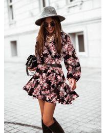 Šaty - kód 134 - 1 - farebná