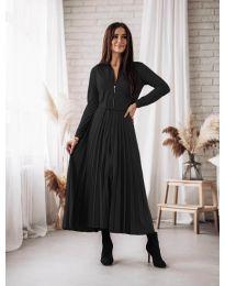 Šaty - kód 1544 - čierná