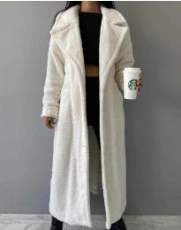 Kabát - kód 0465 - 2 - biela