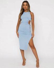 Šaty - kód 11937 - svetlo modrá