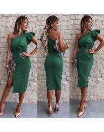 Šaty - kód 745 - zelená