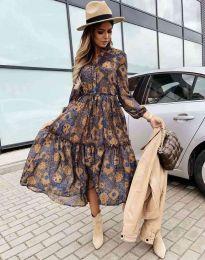 Šaty - kód 9660 - 5 - farebná